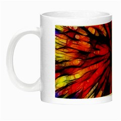 Color Batik Explosion Colorful Night Luminous Mugs by Amaryn4rt