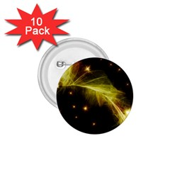 Particles Vibration Line Wave 1 75  Buttons (10 Pack) by Amaryn4rt