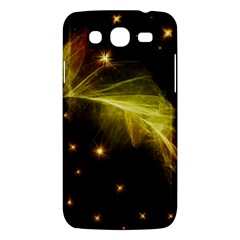 Particles Vibration Line Wave Samsung Galaxy Mega 5 8 I9152 Hardshell Case  by Amaryn4rt