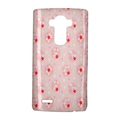 Flower Arrangements Season Pink Lg G4 Hardshell Case