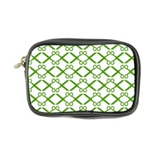 Scissor Green Coin Purse