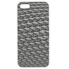 Mandelbuld 3d Metalic Apple Iphone 5 Hardshell Case With Stand