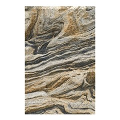 Rock Texture Background Stone Shower Curtain 48  X 72  (small)  by Amaryn4rt