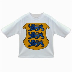 Lesser Arms Of Estonia  Infant/toddler T Shirts