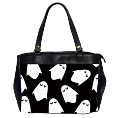Ghost Halloween Pattern Office Handbags (2 Sides)  by Amaryn4rt