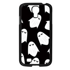 Ghost Halloween Pattern Samsung Galaxy S4 I9500/ I9505 Case (black)