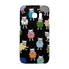 Sheep Cartoon Colorful Galaxy S6 Edge by Amaryn4rt