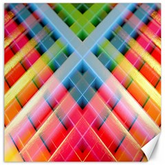 Graphics Colorful Colors Wallpaper Graphic Design Canvas 20  X 20   by Amaryn4rt