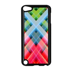 Graphics Colorful Colors Wallpaper Graphic Design Apple Ipod Touch 5 Case (black) by Amaryn4rt