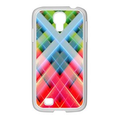 Graphics Colorful Colors Wallpaper Graphic Design Samsung Galaxy S4 I9500/ I9505 Case (white) by Amaryn4rt