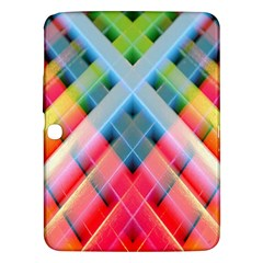 Graphics Colorful Colors Wallpaper Graphic Design Samsung Galaxy Tab 3 (10 1 ) P5200 Hardshell Case