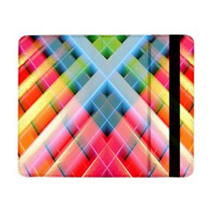 Graphics Colorful Colors Wallpaper Graphic Design Samsung Galaxy Tab Pro 8 4  Flip Case by Amaryn4rt