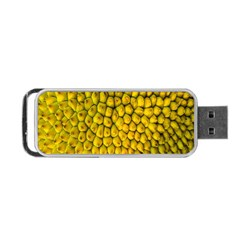 Jack Shell Jack Fruit Close Portable Usb Flash (two Sides) by Amaryn4rt