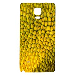 Jack Shell Jack Fruit Close Galaxy Note 4 Back Case