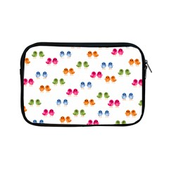 Pattern Birds Cute Design Nature Apple Ipad Mini Zipper Cases by Amaryn4rt
