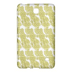 Waves Flower Samsung Galaxy Tab 4 (8 ) Hardshell Case