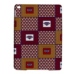 African Fabric Diamon Chevron Yellow Pink Purple Plaid Ipad Air 2 Hardshell Cases by Alisyart