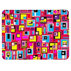 File Digital Disc Red Yellow Rainbow Samsung Galaxy Tab 7  P1000 Flip Case