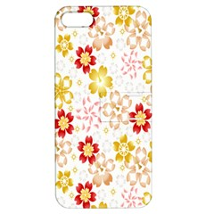 Flower Arrangements Season Rose Gold Apple Iphone 5 Hardshell Case With Stand