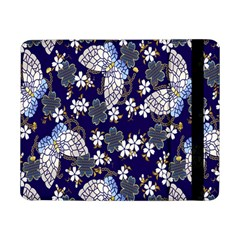 Butterfly Iron Chains Blue Purple Animals White Fly Floral Flower Samsung Galaxy Tab Pro 8 4  Flip Case by Alisyart