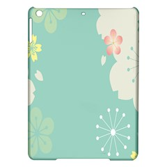 Flower Blue Pink Yellow Ipad Air Hardshell Cases