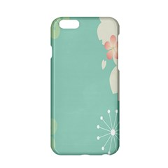 Flower Blue Pink Yellow Apple Iphone 6/6s Hardshell Case by Alisyart