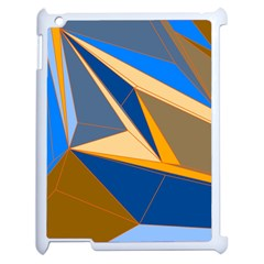Abstract Background Pattern Apple Ipad 2 Case (white) by Amaryn4rt