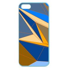 Abstract Background Pattern Apple Seamless Iphone 5 Case (color) by Amaryn4rt