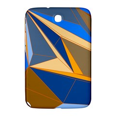 Abstract Background Pattern Samsung Galaxy Note 8 0 N5100 Hardshell Case  by Amaryn4rt