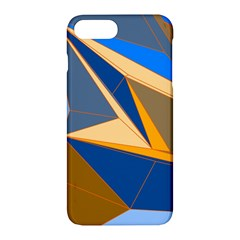Abstract Background Pattern Apple Iphone 7 Plus Hardshell Case by Amaryn4rt