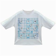 Icon Media Social Network Infant/toddler T-shirts by Amaryn4rt