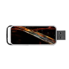 Highway Night Lighthouse Car Fast Portable Usb Flash (two Sides) by Amaryn4rt