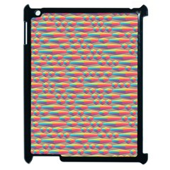 Background Abstract Colorful Apple Ipad 2 Case (black) by Amaryn4rt