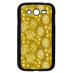 Flower Arrangements Season Gold Samsung Galaxy Grand Duos I9082 Case (black)
