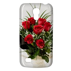 Red Roses Roses Red Flower Love Galaxy S4 Mini by Amaryn4rt
