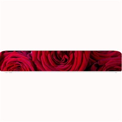 Roses Flowers Red Forest Bloom Small Bar Mats