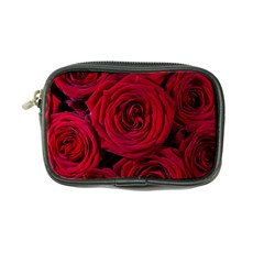 Roses Flowers Red Forest Bloom Coin Purse