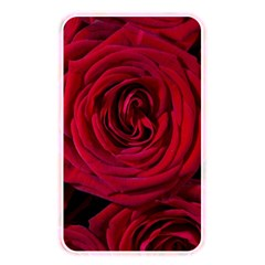 Roses Flowers Red Forest Bloom Memory Card Reader