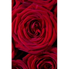 Roses Flowers Red Forest Bloom 5.5  x 8.5  Notebooks