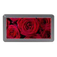 Roses Flowers Red Forest Bloom Memory Card Reader (Mini)