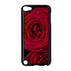 Roses Flowers Red Forest Bloom Apple iPod Touch 5 Case (Black)