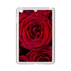 Roses Flowers Red Forest Bloom iPad Mini 2 Enamel Coated Cases
