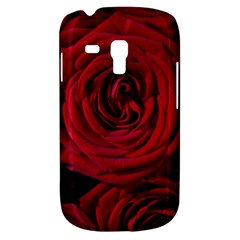 Roses Flowers Red Forest Bloom Galaxy S3 Mini