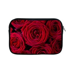 Roses Flowers Red Forest Bloom Apple iPad Mini Zipper Cases