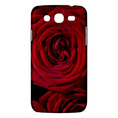 Roses Flowers Red Forest Bloom Samsung Galaxy Mega 5.8 I9152 Hardshell Case