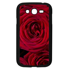 Roses Flowers Red Forest Bloom Samsung Galaxy Grand DUOS I9082 Case (Black)