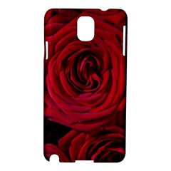 Roses Flowers Red Forest Bloom Samsung Galaxy Note 3 N9005 Hardshell Case