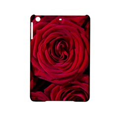 Roses Flowers Red Forest Bloom iPad Mini 2 Hardshell Cases