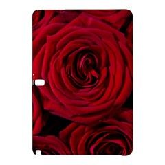 Roses Flowers Red Forest Bloom Samsung Galaxy Tab Pro 10.1 Hardshell Case