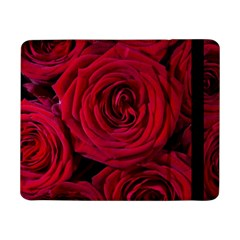 Roses Flowers Red Forest Bloom Samsung Galaxy Tab Pro 8.4  Flip Case